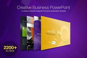 Creative Business PowerPoint