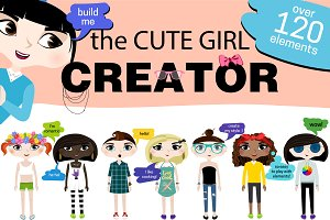 The Cute Girl Creator