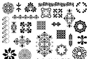 Design Elements 2 Vectors/Clipart