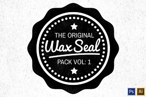 Wax Seal Pack Vol. 1