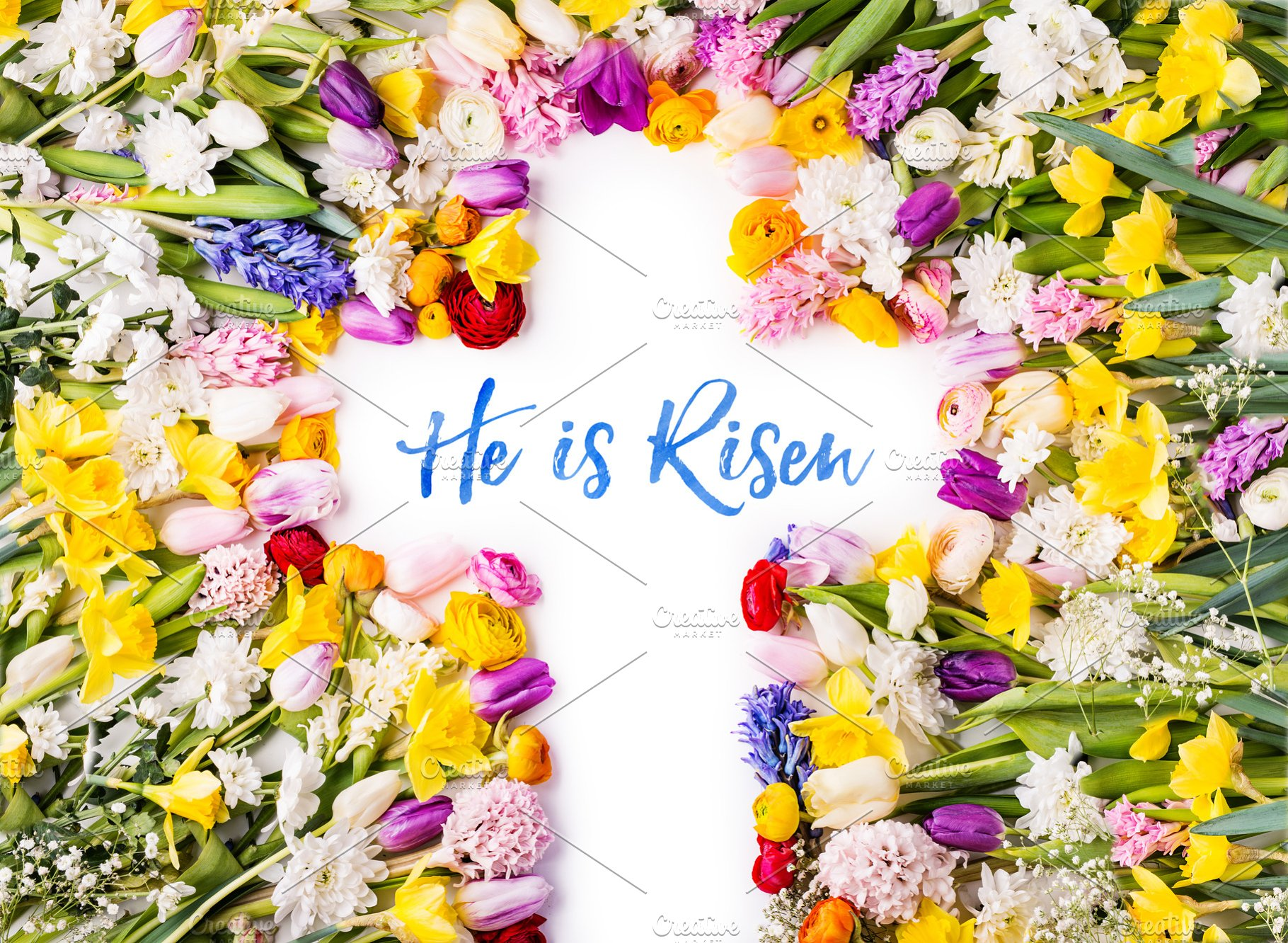 Image result for easter flowers images