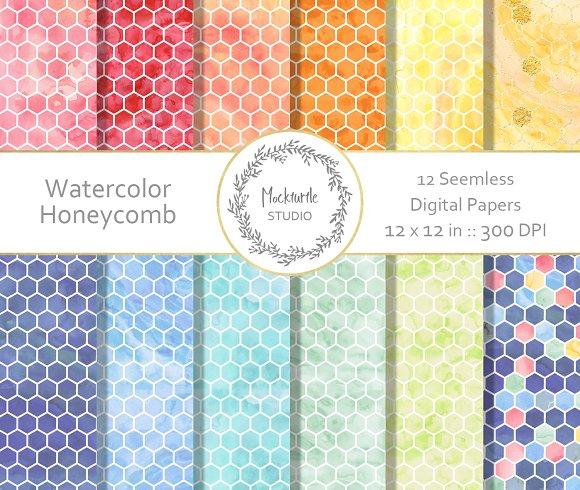 Honeycomb Digital Paper