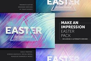 Make an Impression Easter Pack