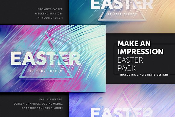 Make An Impression Easter Pack