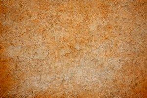 Grunge brown concrete wall