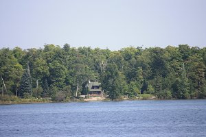 Lake Michigan in Door County
