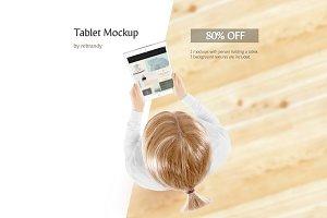 Tablet Mockup
