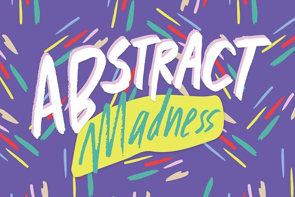 Abstract Madness