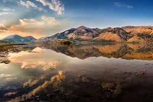 Matese Lake (Italy)
