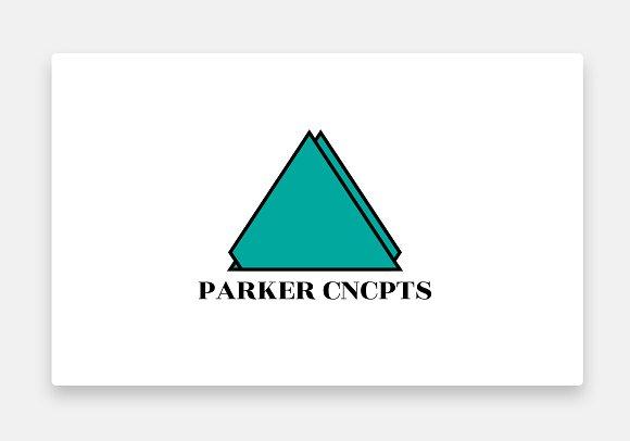 Basic Semi Tri Logo