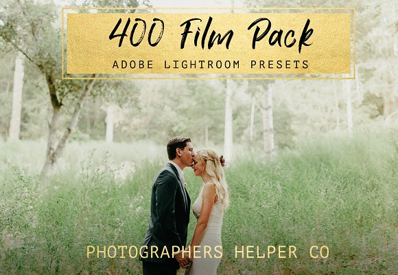 400 Film LR Preset Pack