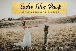 Indie Film LR Preset Pack