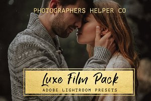 Luxe Film LR Preset Pack