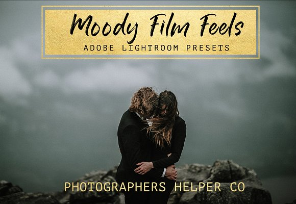 Moody Film Feel Preset Pack