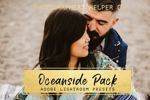 Oceanside LR Preset Pack