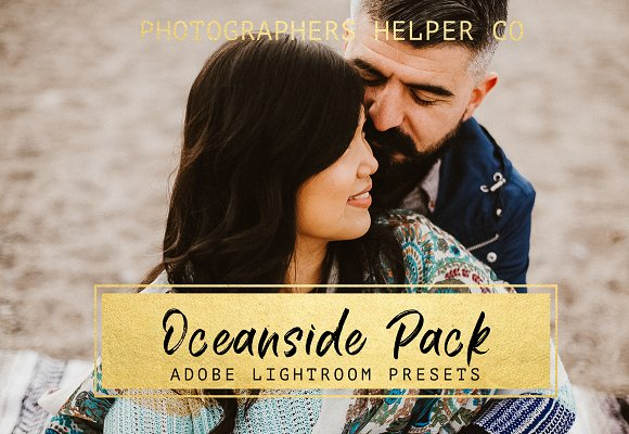 Oceanside LR Preset Pack