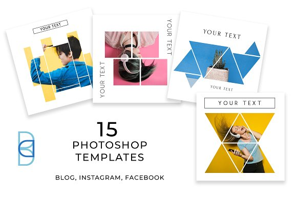 Social Media Color Templates