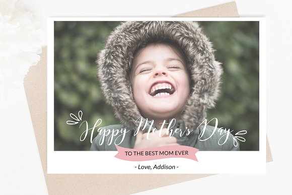 Printable Mother's Day Day Card