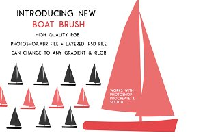Boat Brush
