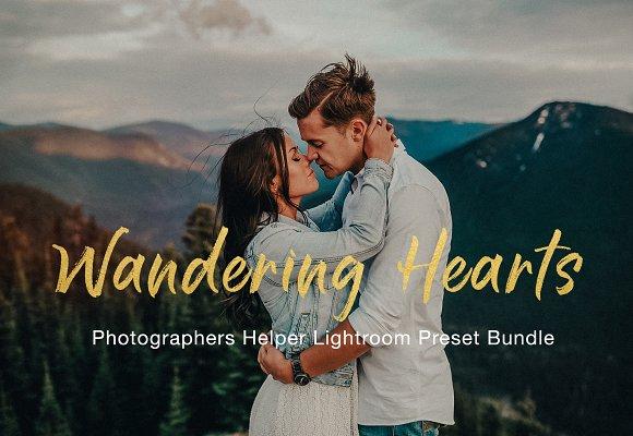 Wandering Hearts LR Preset Bundle