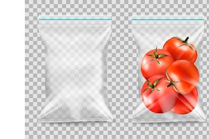 Polypropylene plastic packaging