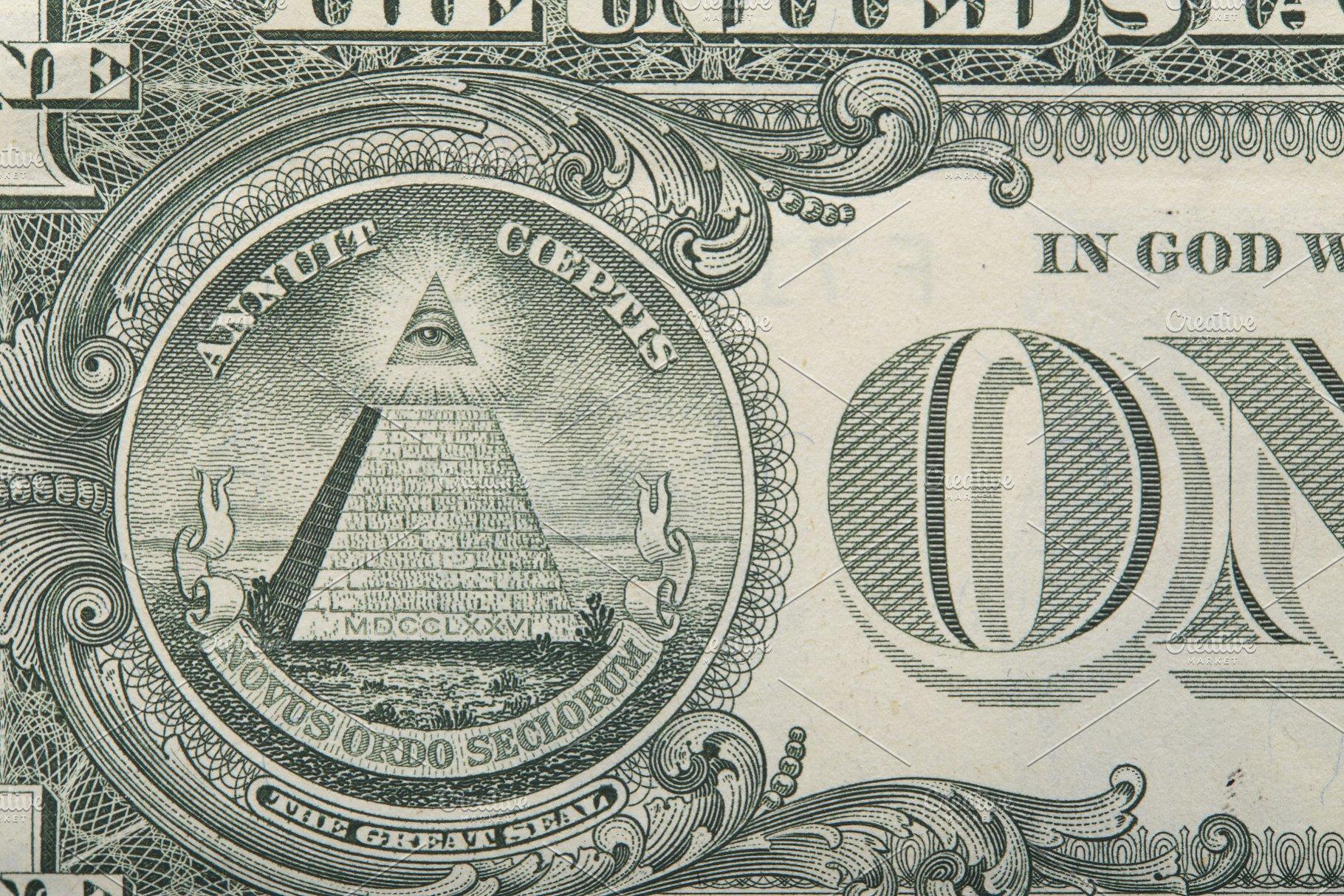one dollar bill | High-Quality Stock Photos ~ Creative Market