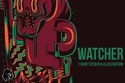 Watcher Illustration