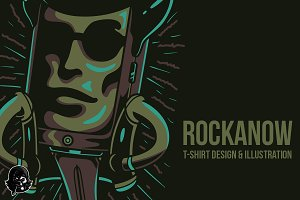 Rockanow Illustration