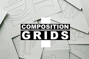 COMPOSITION GRIDS - BUNDLE 1