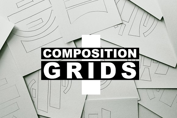 COMPOSITION GRIDS BUNDLE 1