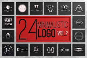 Minimalistic Logo VOL.2