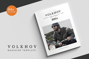 Volkhov Magazine