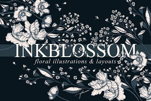 Ink Blossom Collection