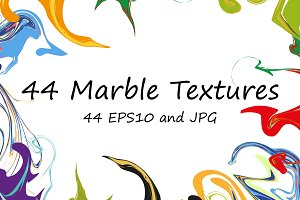 Marble. Abstract vector texture