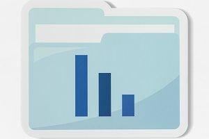 Business analysis report folder(PSD)
