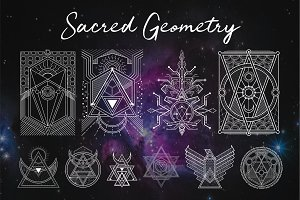 New Sacred Geometry