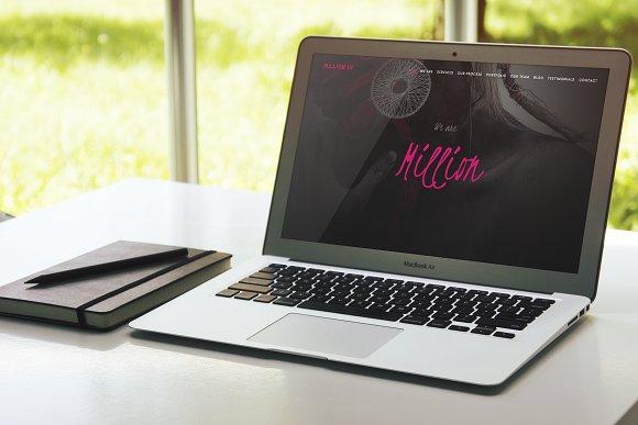 Million Creative Agency Template