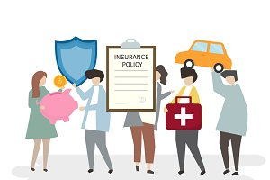 Illustration of insurance policies