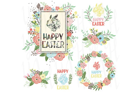Easter Greeting Collection Set