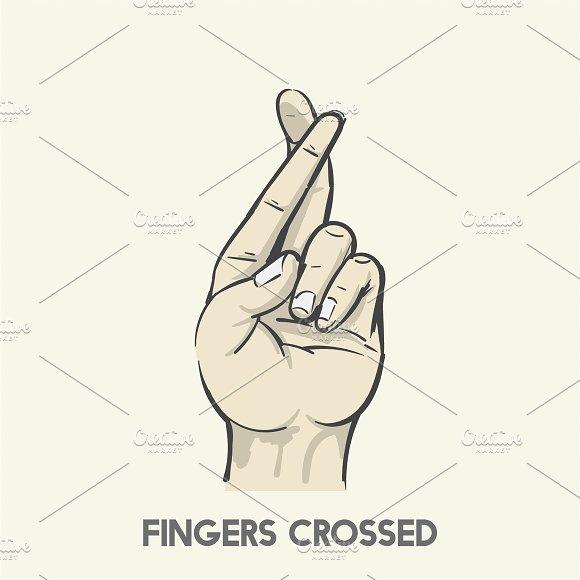 Cross Your Fingers
