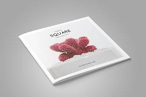 Square Portfolio/Magazine