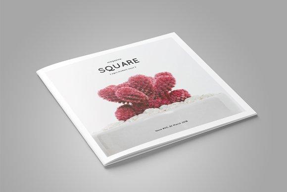 Square Portfolio Magazine
