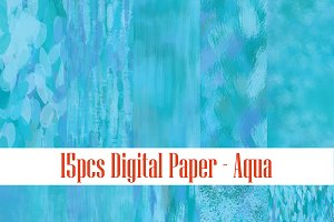 Aqua Digital Papers