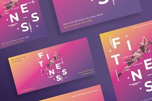 Flyers | Fitness Training Gym