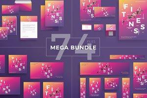 Mega Bundle | Fitness Training Gym