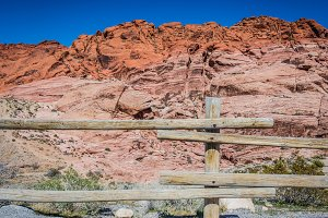 Red Rock Fence