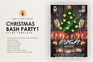 CHRISTMAS BASH PARTY 1