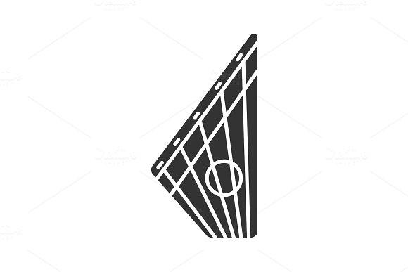 Gusli Glyph Icon