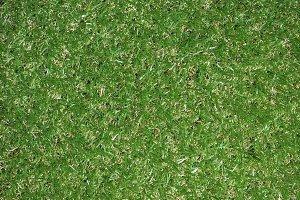 Green artificial synthetic grass mea