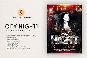 CITY NIGHT 1